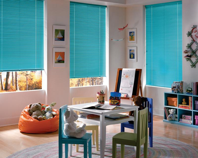Décor Aluminum Blinds BlindQuest Troy IL