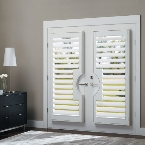 Heritance Hardwood Custom Door Shutters Troy IL